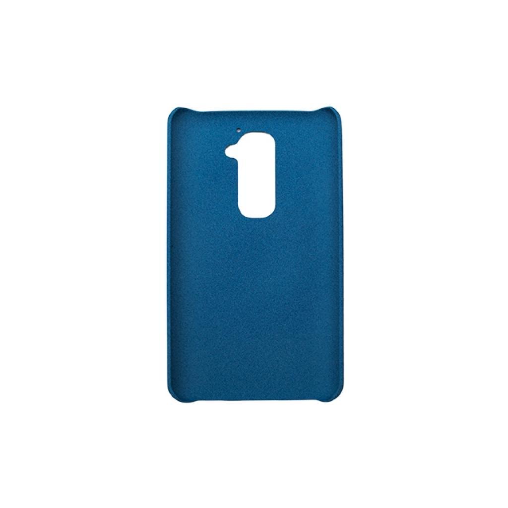 Чехол для моб. телефона Drobak для LG Optimus G2 /Shaggy Hard/ Blue (211546) изображение 2