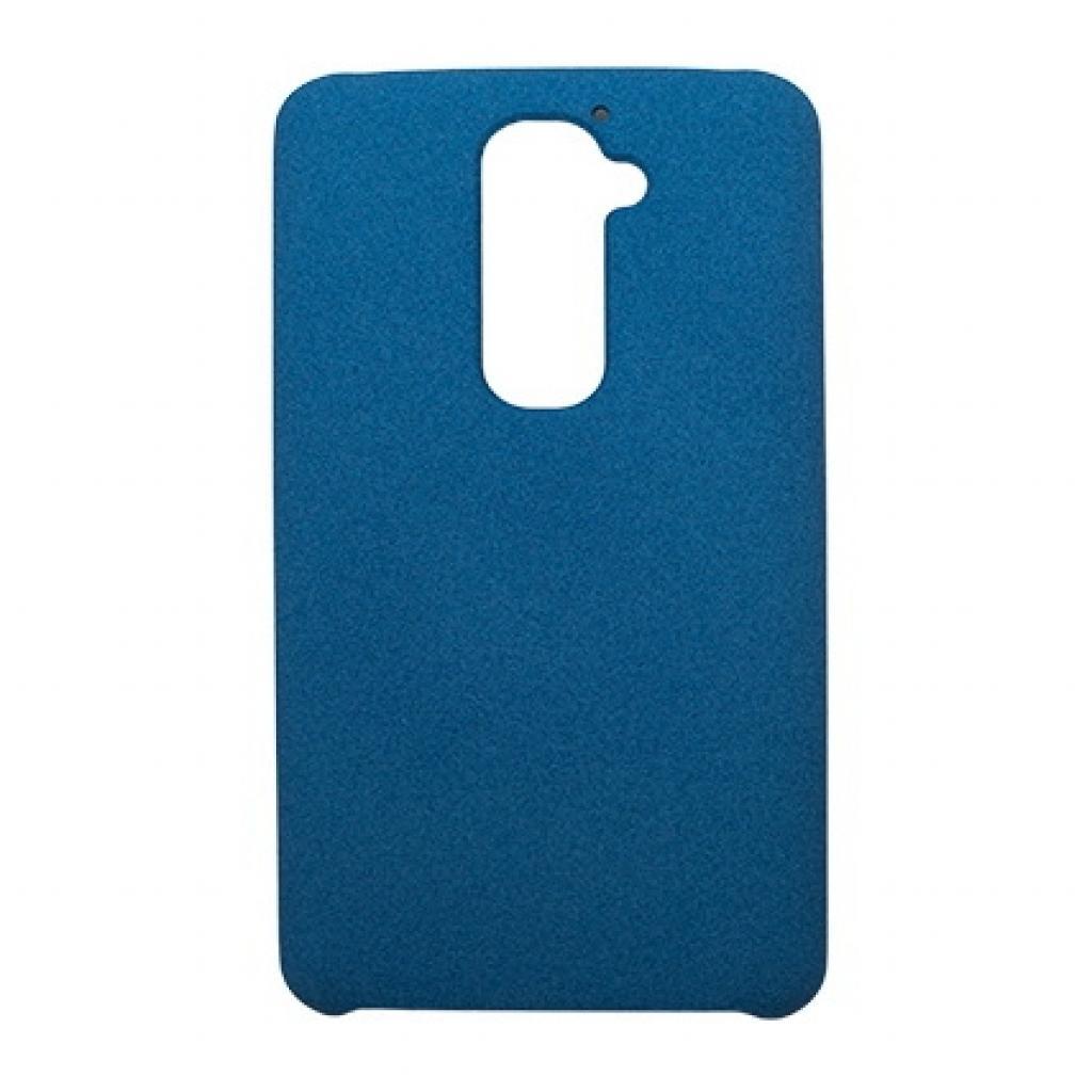Чехол для моб. телефона Drobak для LG Optimus G2 /Shaggy Hard/ Blue (211546)