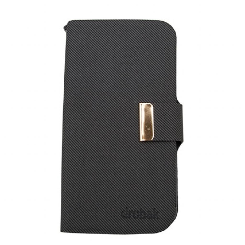 Чехол для моб. телефона Drobak для Samsung I9260 Galaxy Premier /Especial Style/Black (216016)