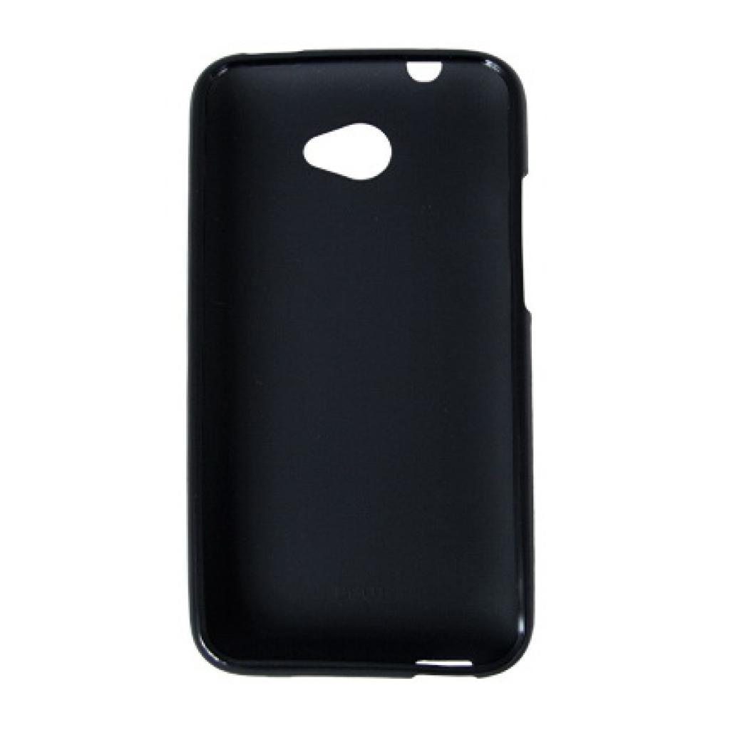Чехол для моб. телефона Drobak для HTC Desire 601 /Elastic PU/Black (218846) изображение 2