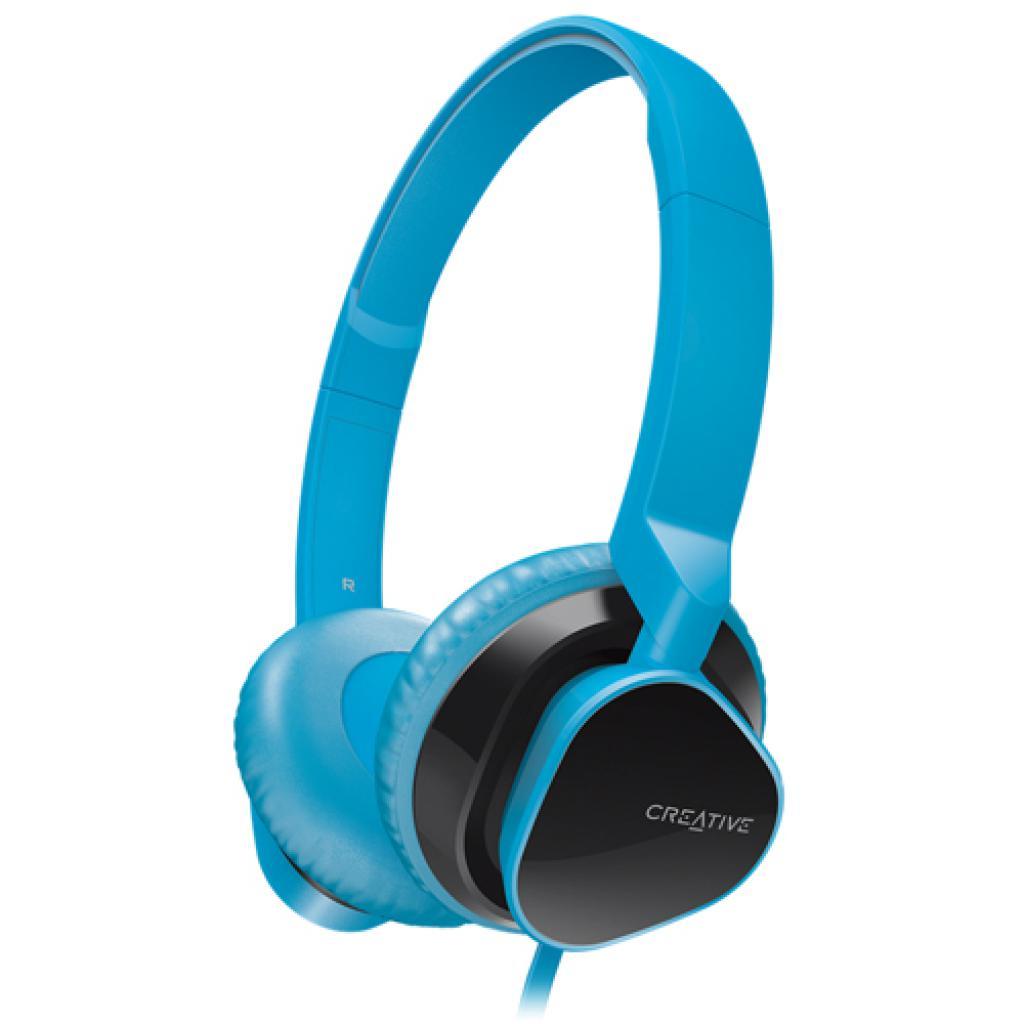 Наушники CREATIVE Hitz MA2300 Blue (51EF0630AA007)