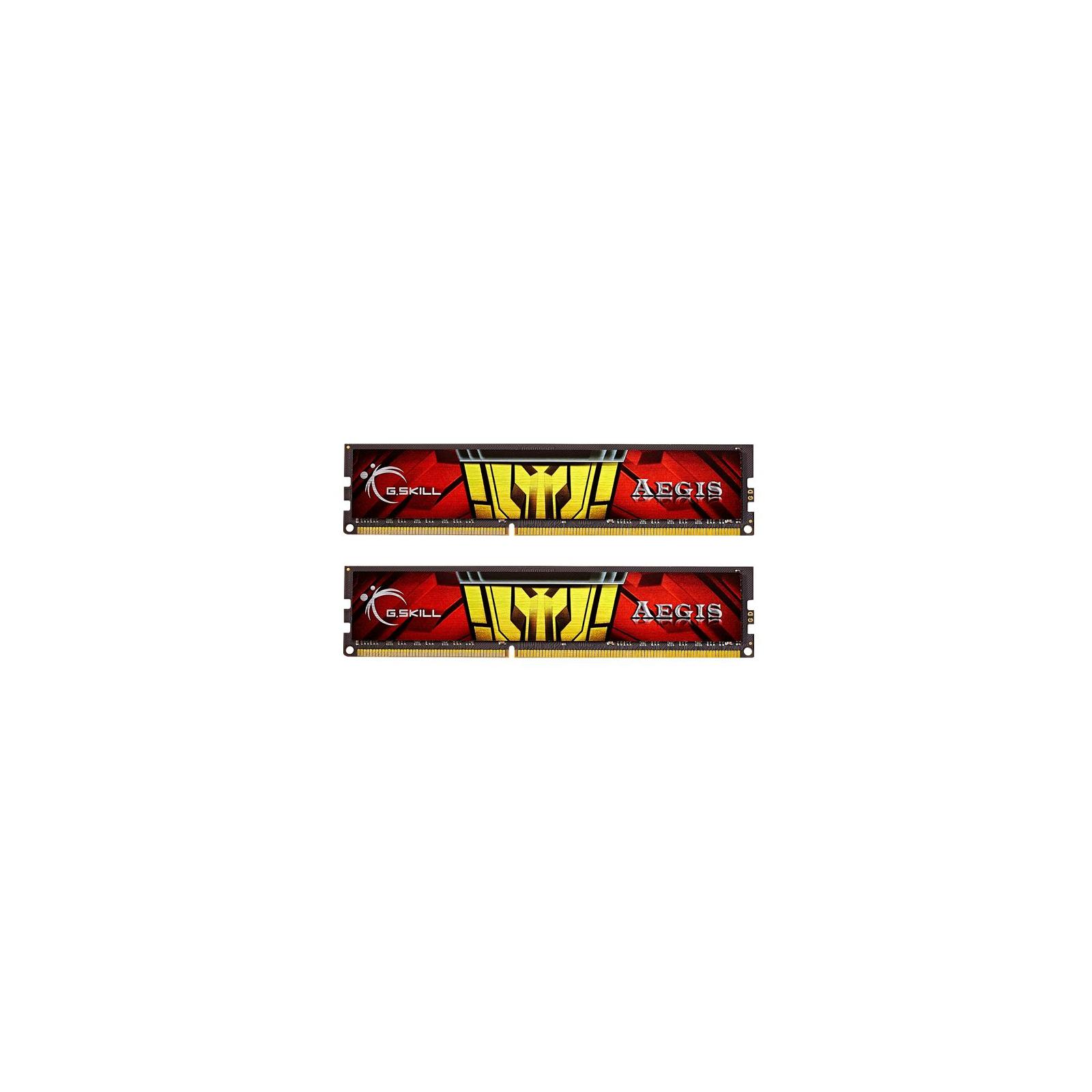 Модуль памяти для компьютера DDR3 8GB (2x4GB) 1333 MHz G.Skill (F3-1333C9D-8GISL)
