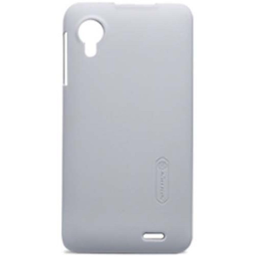 Чехол для моб. телефона NILLKIN для Lenovo P770 /Super Frosted Shield/White (6100804)