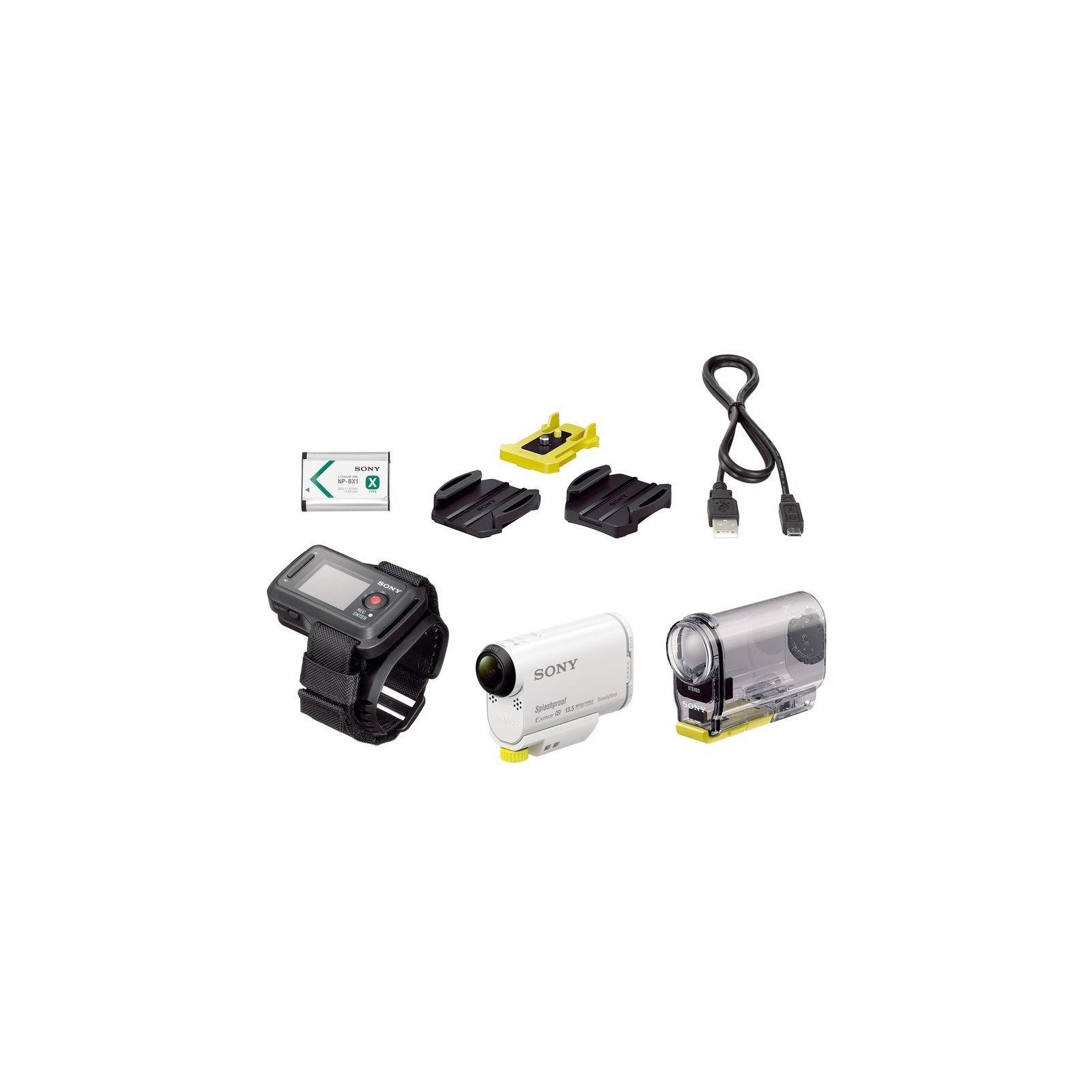 Экшн-камера SONY HDR-AS100V w/RM-LVR1 (HDRAS100VR.CEN) изображение 9