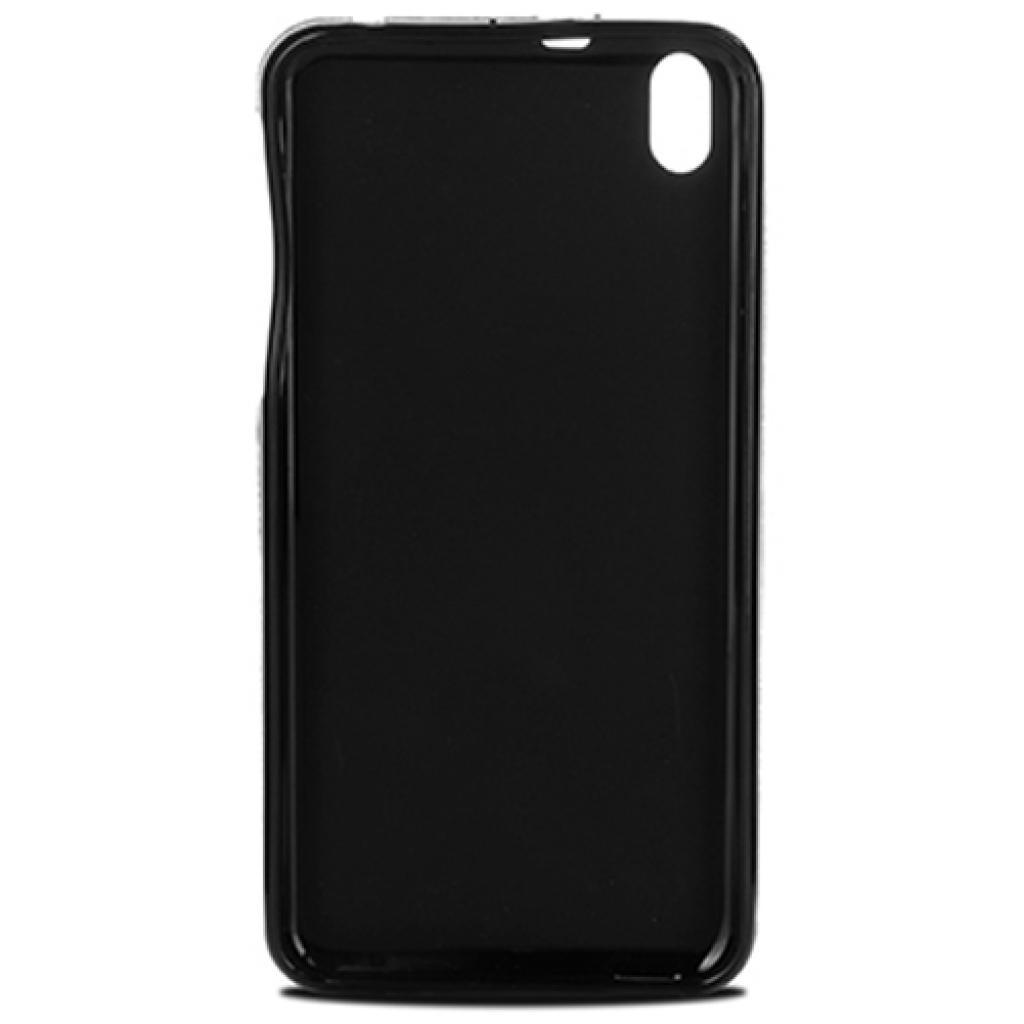 Чехол для моб. телефона для HTC Desire 816 (Black) Elastic PU Drobak (218888) изображение 2