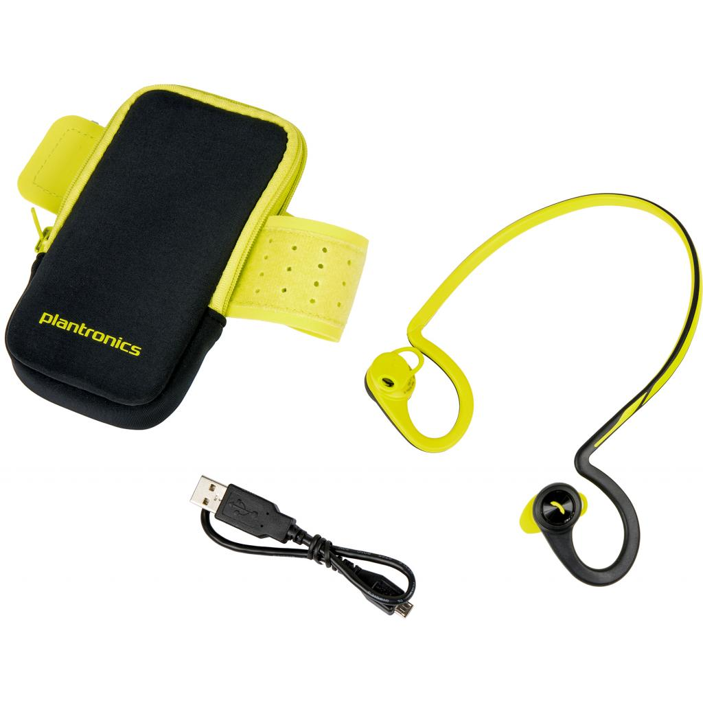 Наушники Plantronics BackBeat FIT green (200460-05) изображение 6