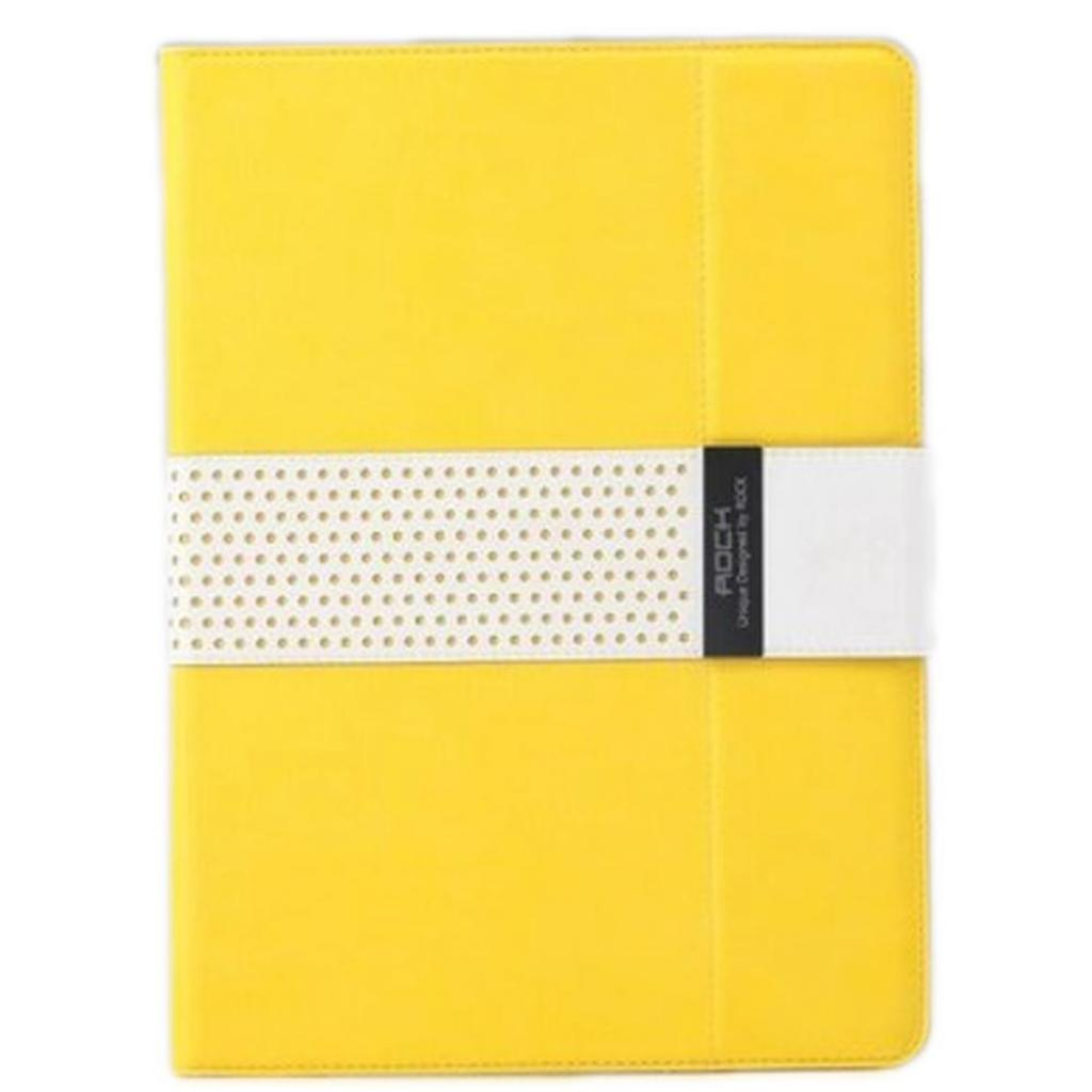 Чехол для планшета Rock Excel series iPad Air lemon yellow (iPad Air-58167)