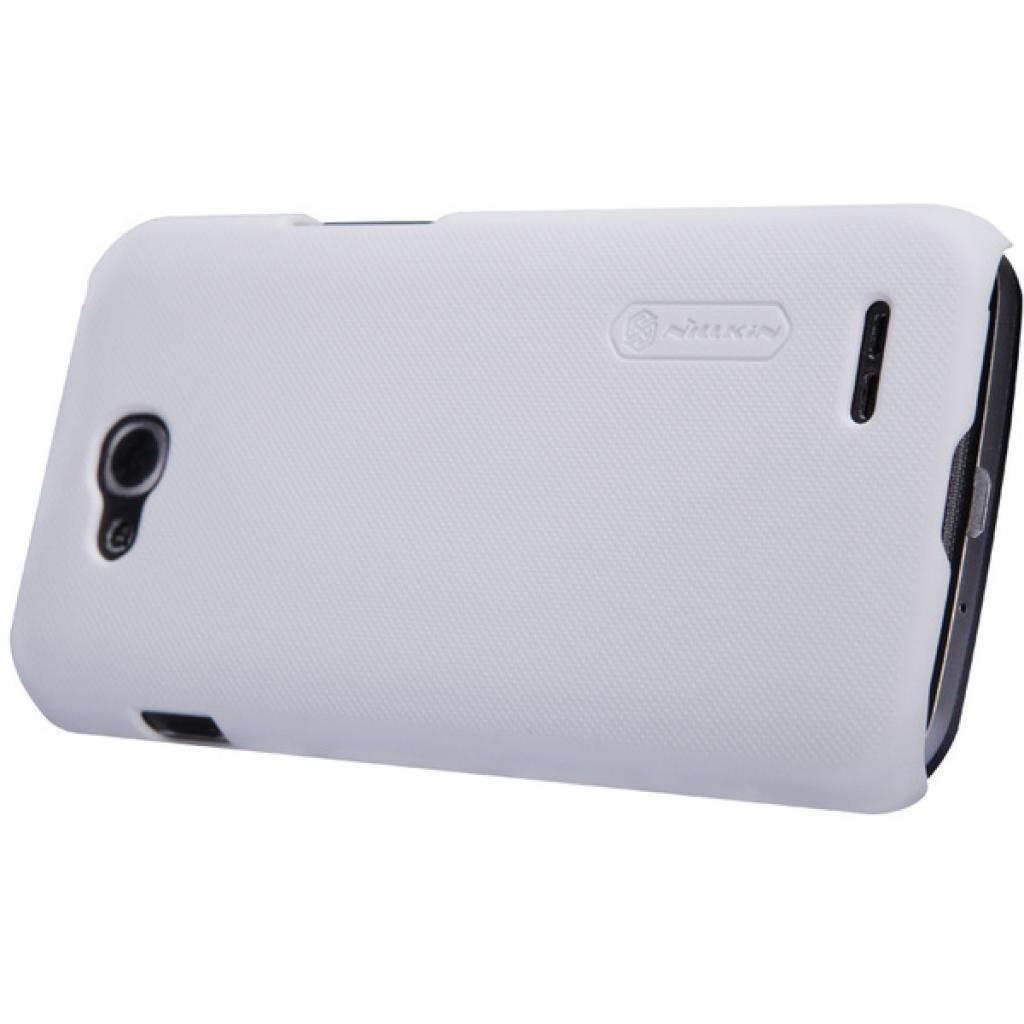 Чехол для моб. телефона NILLKIN для LG L90/D410 /Super Frosted Shield/White (6147147) изображение 3