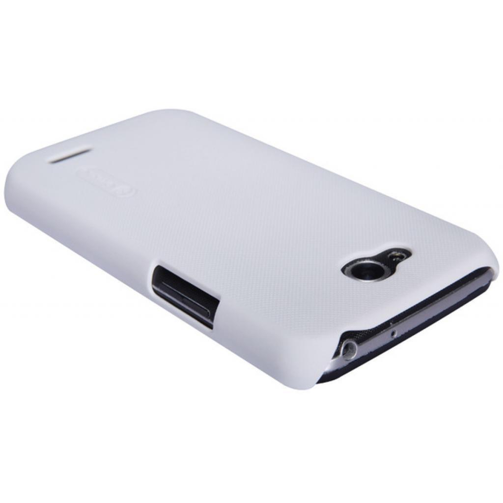 Чехол для моб. телефона NILLKIN для LG L90/D410 /Super Frosted Shield/White (6147147) изображение 4