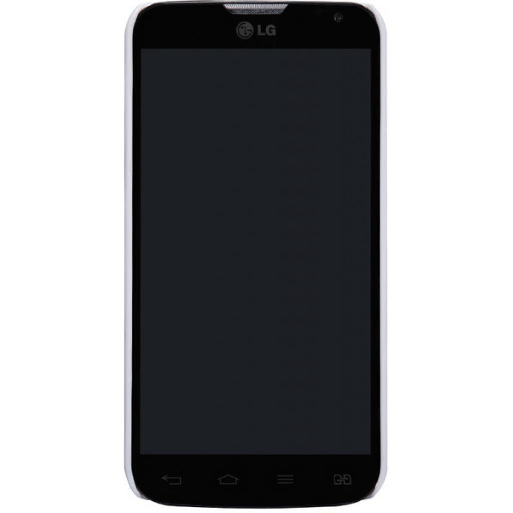 Чехол для моб. телефона NILLKIN для LG L90/D410 /Super Frosted Shield/White (6147147) изображение 5