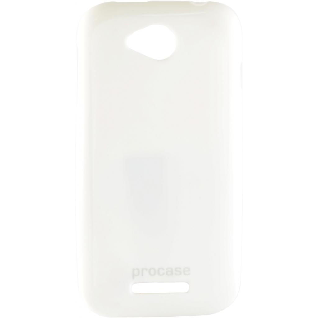 Чехол для моб. телефона Pro-case Lenovo A706 white (PCTPULenA706Wh)
