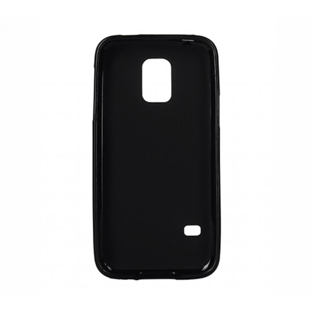 Чехол для моб. телефона Drobak для Samsung Galaxy S5 Mini G800 Black /Elastic PU (218615) изображение 2