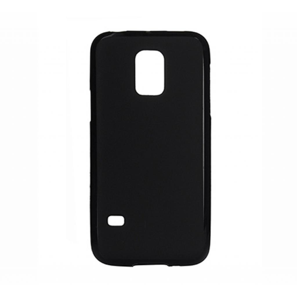 Чехол для моб. телефона Drobak для Samsung Galaxy S5 Mini G800 Black /Elastic PU (218615)