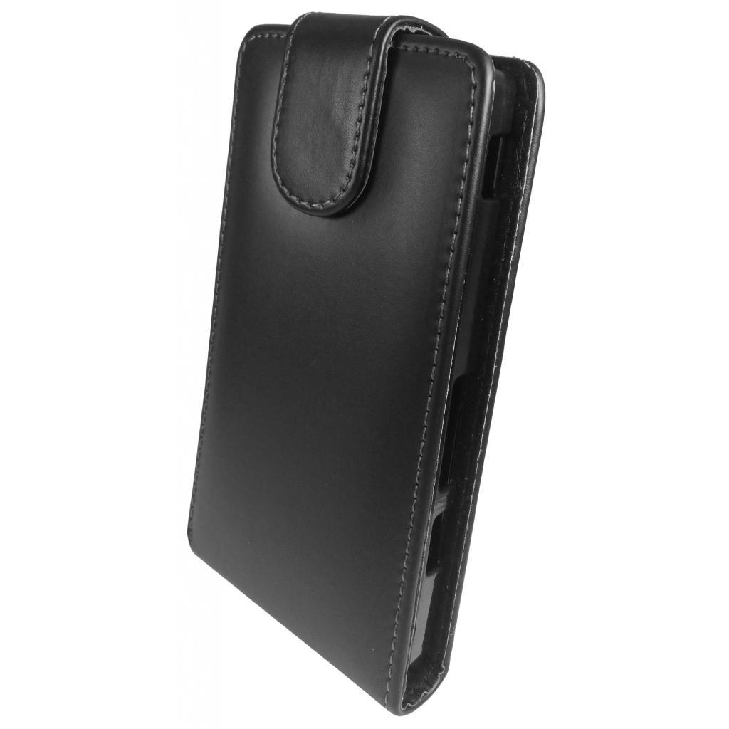 Чехол для моб. телефона GLOBAL для Sony MT27i Xperia Solo (черный) (1283126442735) изображение 2