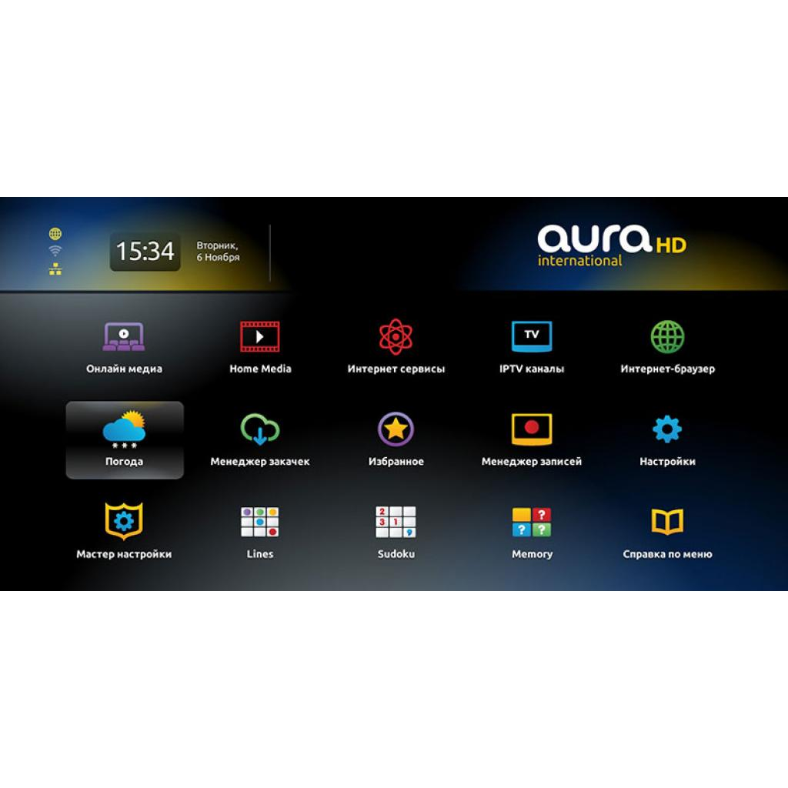Медиаплеер Aura HD Plus Wi-Fi (AuraHD BS2W) изображение 6