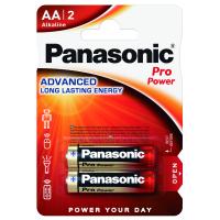 Батарейка PANASONIC AA PRO POWER * 2 (LR6XEG/2BPR)