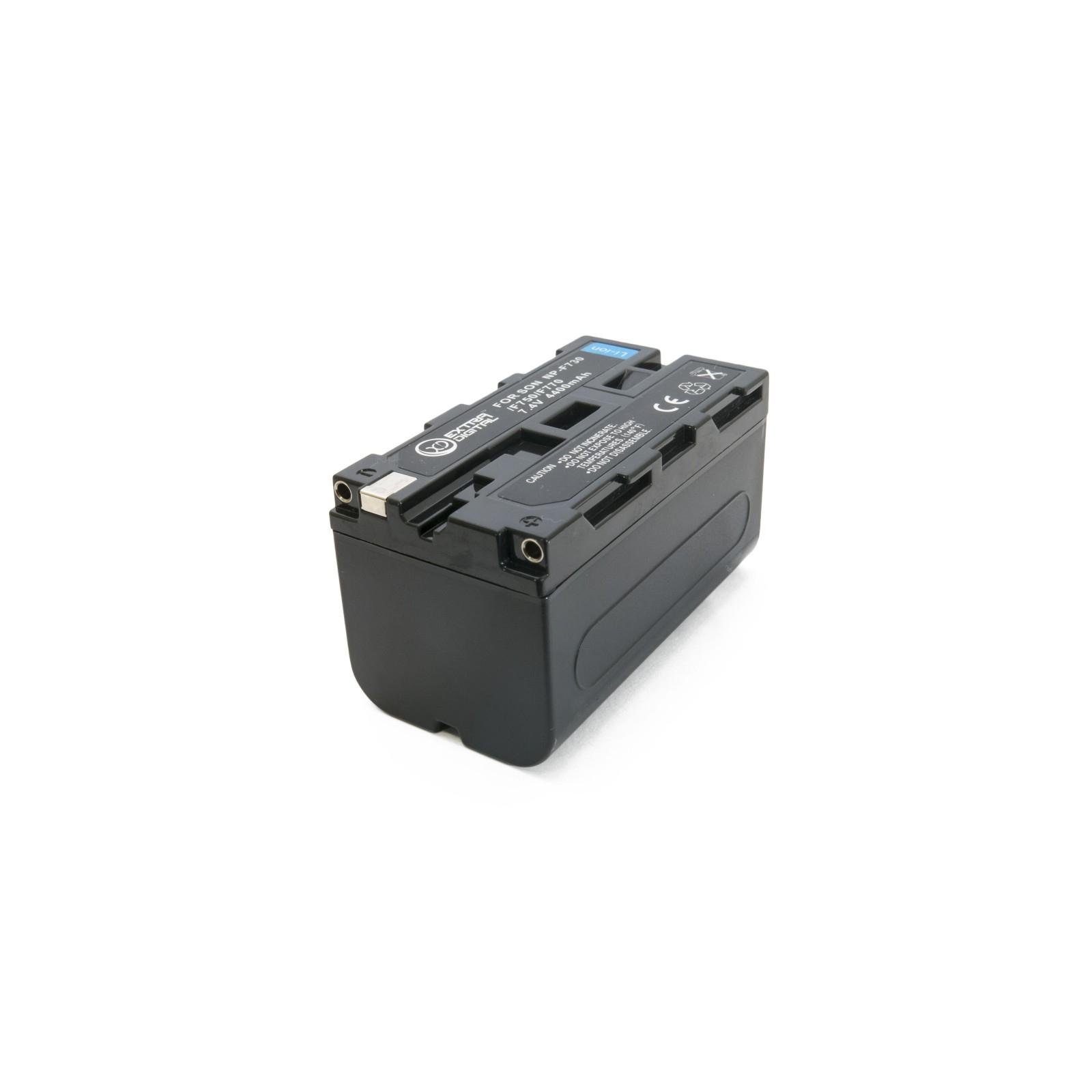 Аккумулятор к фото/видео EXTRADIGITAL Sony NP-F730 (BDS2650) изображение 5