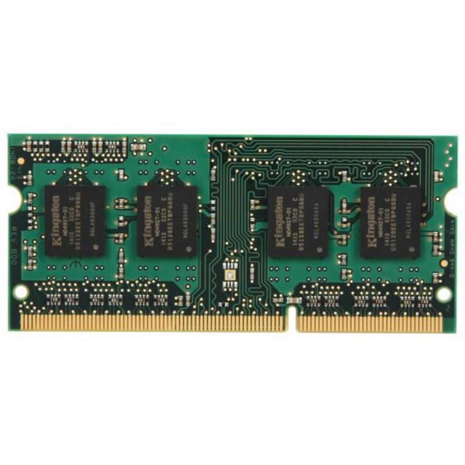 Модуль памяти для ноутбука SoDIMM DDR3 4GB 1600 MHz Kingston (KTA-MB1600L/4G) изображение 2