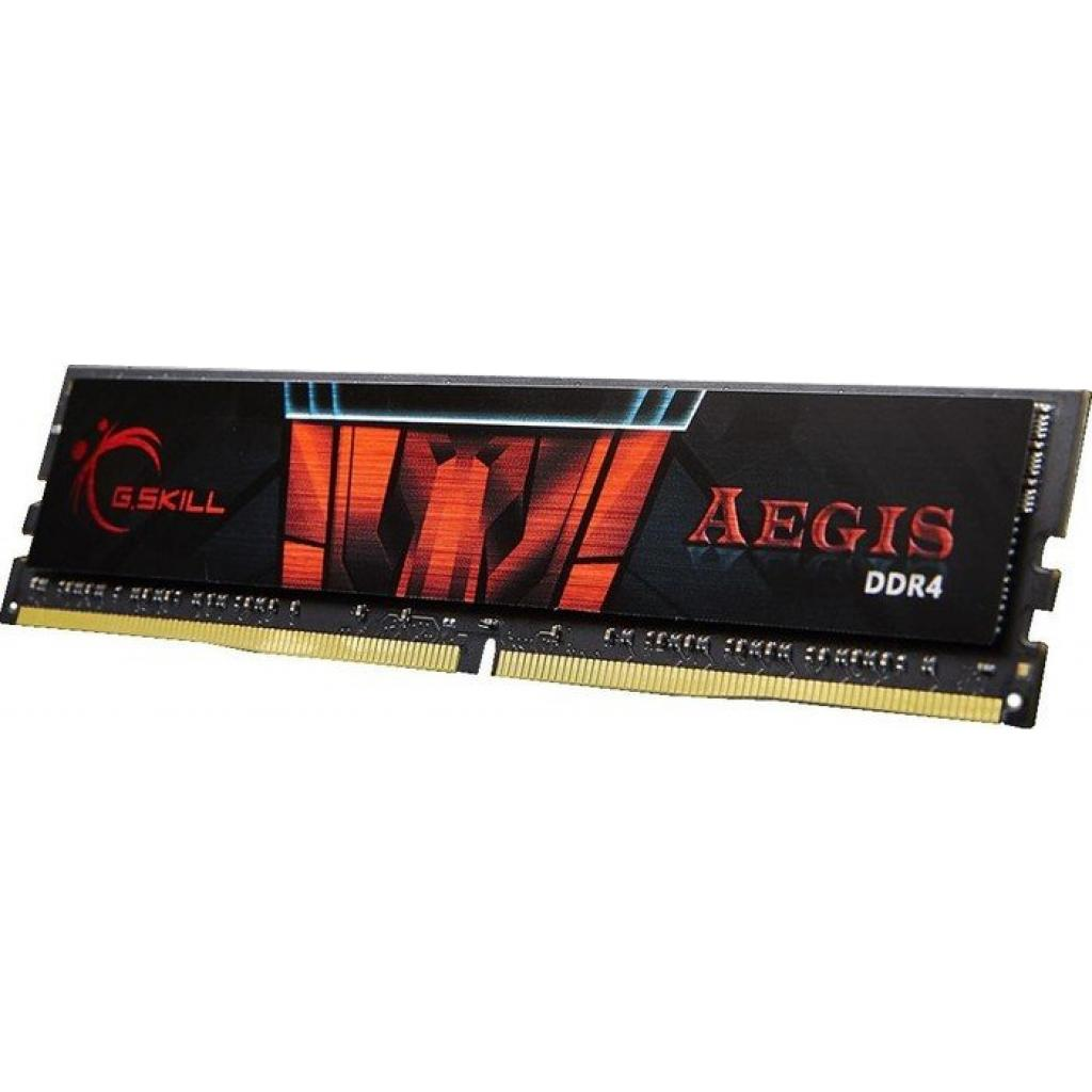 Модуль памяти для компьютера DDR4 16GB 2400 MHz Gaming Series - Aegis G.Skill (F4-2400C15S-16GIS) изображение 2