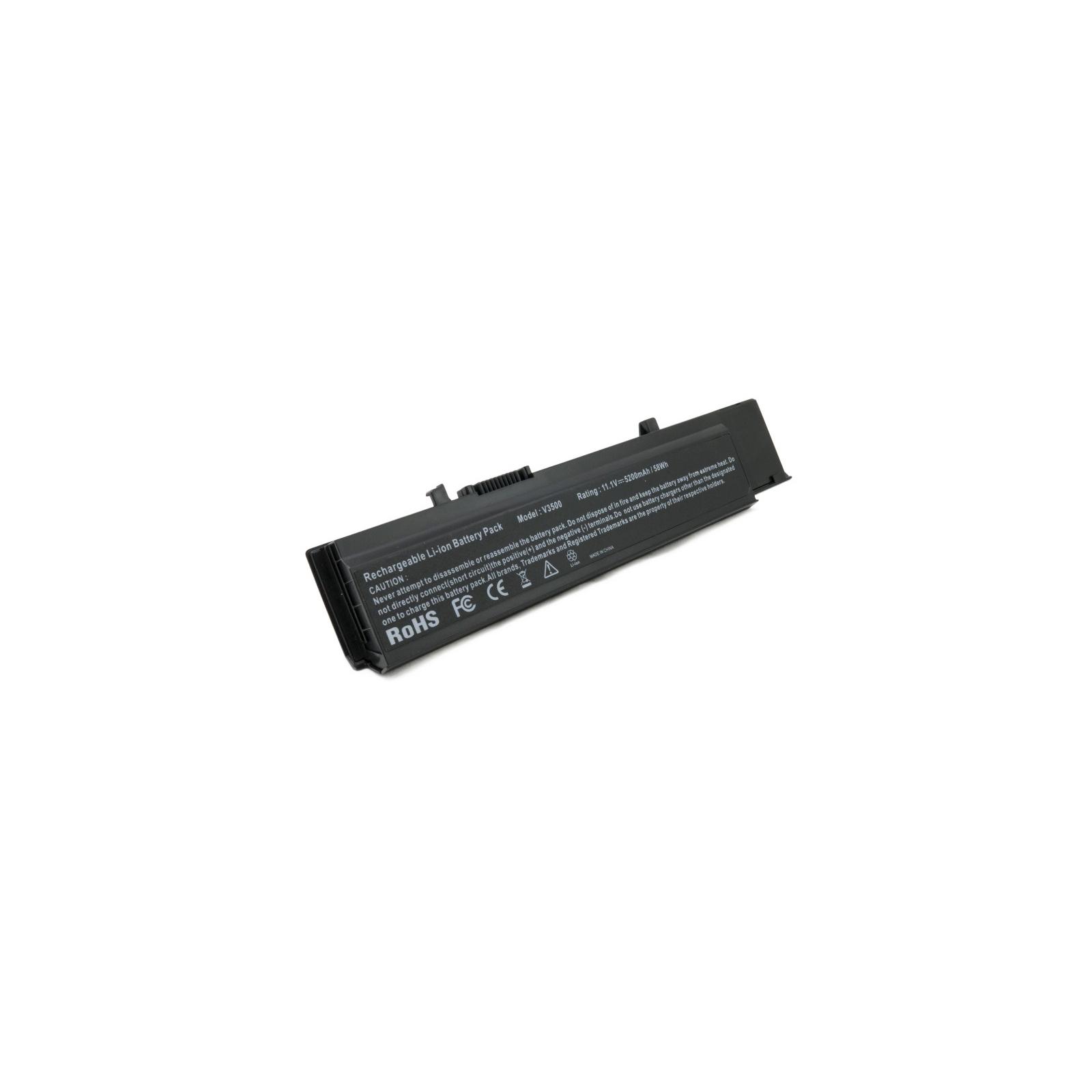 Аккумулятор для ноутбука Dell Vostro 3500, 5200 mAh Extradigital (BND3935)