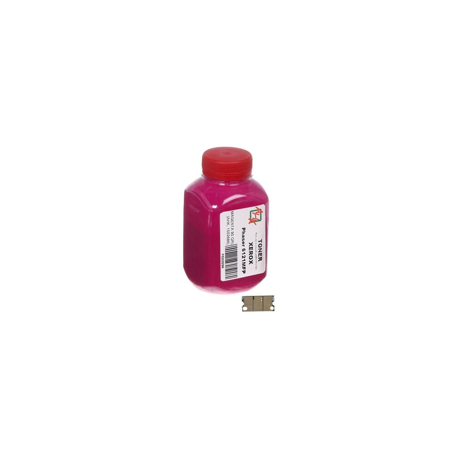 Тонер XEROX Phaser 6121MFP Magenta (+ чип ) АНК (1502687)