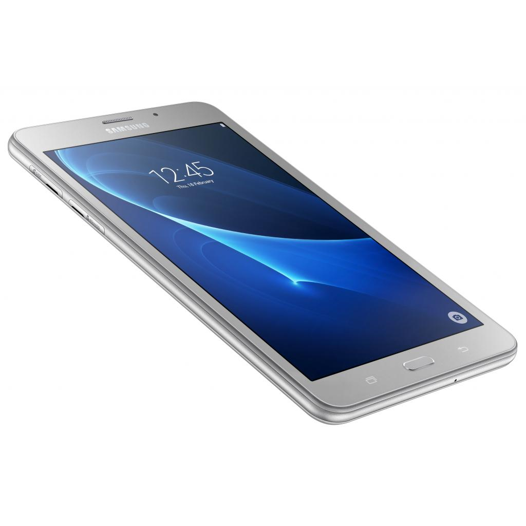 "Планшет Samsung Galaxy Tab A 7.0"" WiFi Silver (SM-T280NZSASEK) изображение 4"