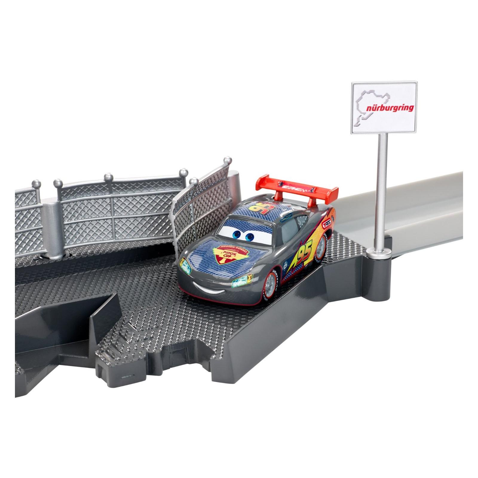 Автотрек Hot Wheels Состязания гонщиков серии Carbon Racers (DHN32) изображение 7