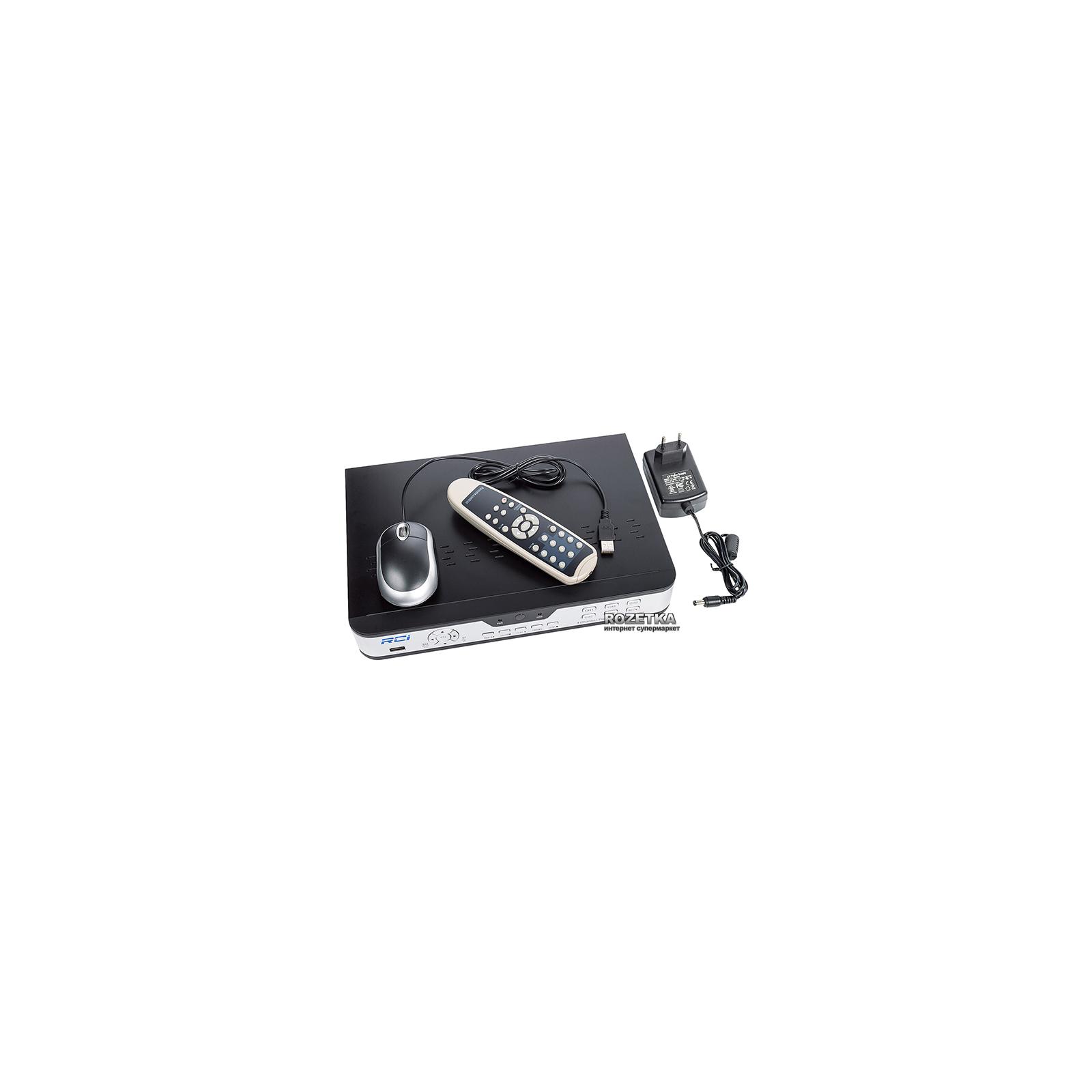 Регистратор для видеонаблюдения RCI RV960H-4S изображение 3