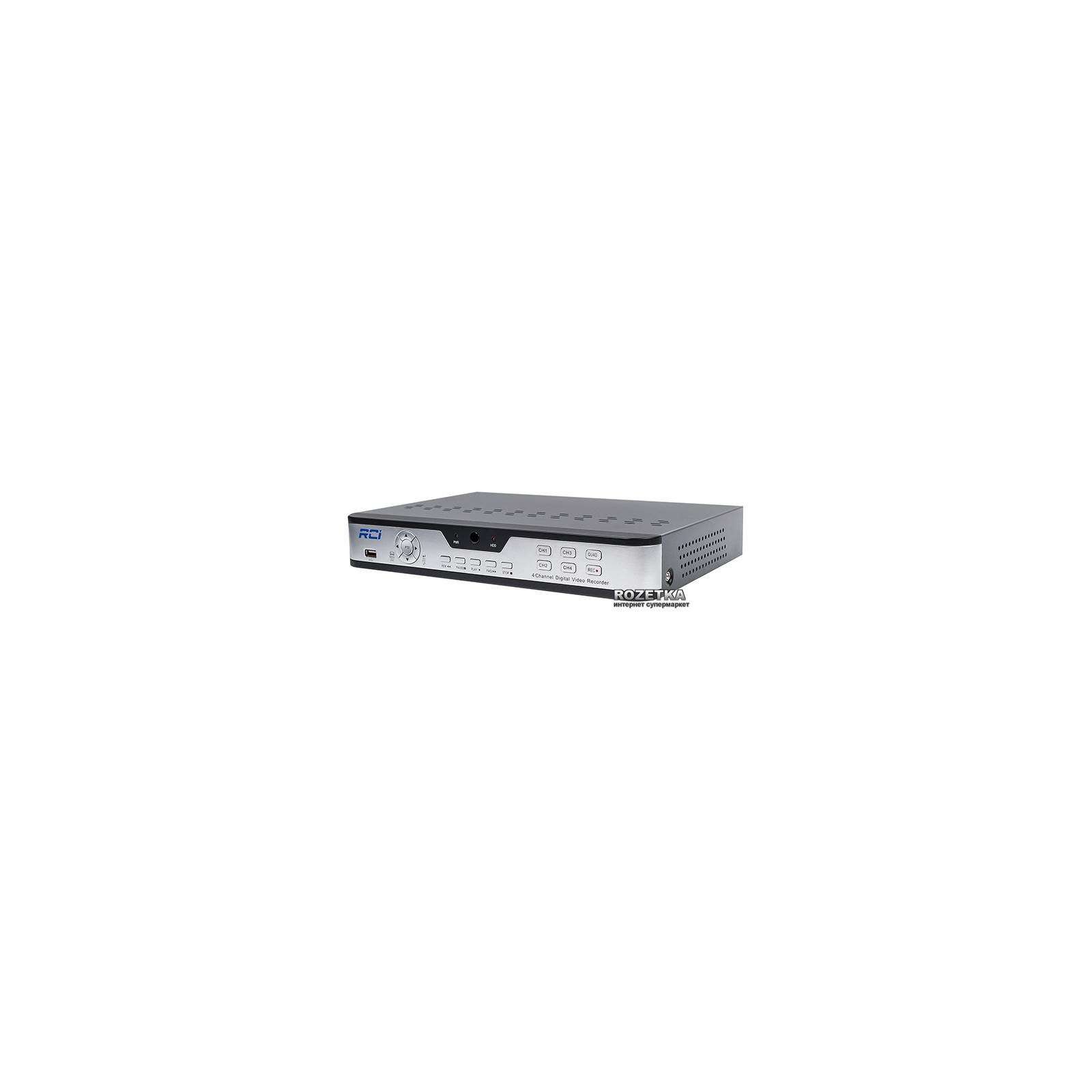 Регистратор для видеонаблюдения RCI RV960H-4S