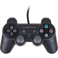 Геймпад Esperanza Vibration gamepad PS2/PS3/PC USB (EG106)