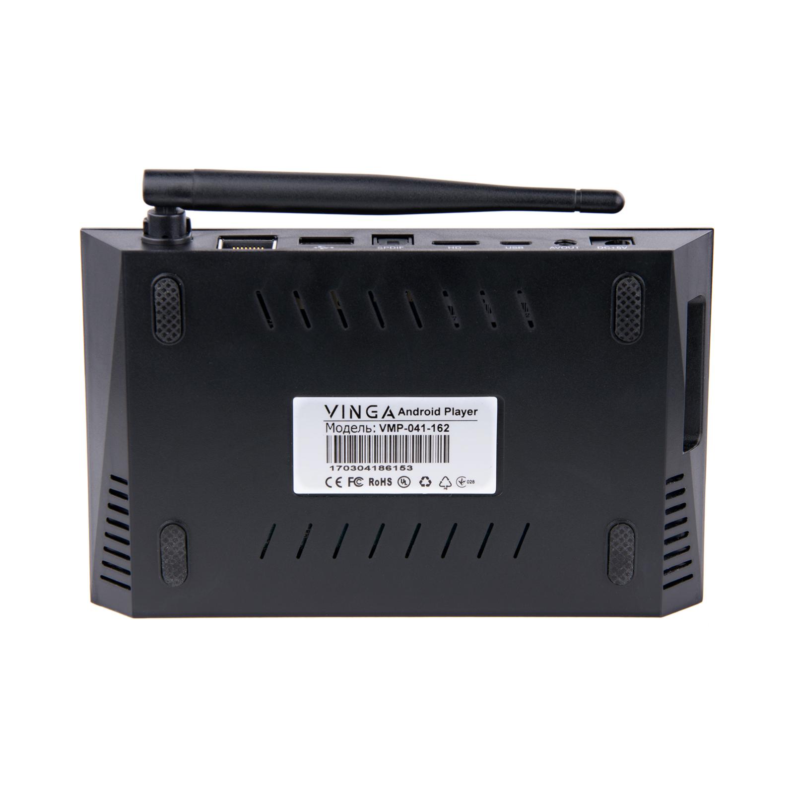 Медиаплеер Vinga 041 (VMP-041-162) изображение 8