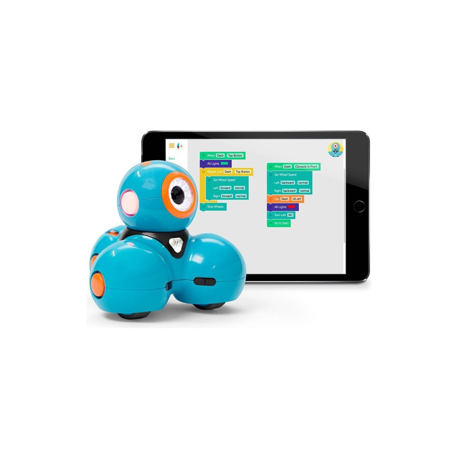 Робот Wonder Workshop Dash (1-DA01-05) изображение 8