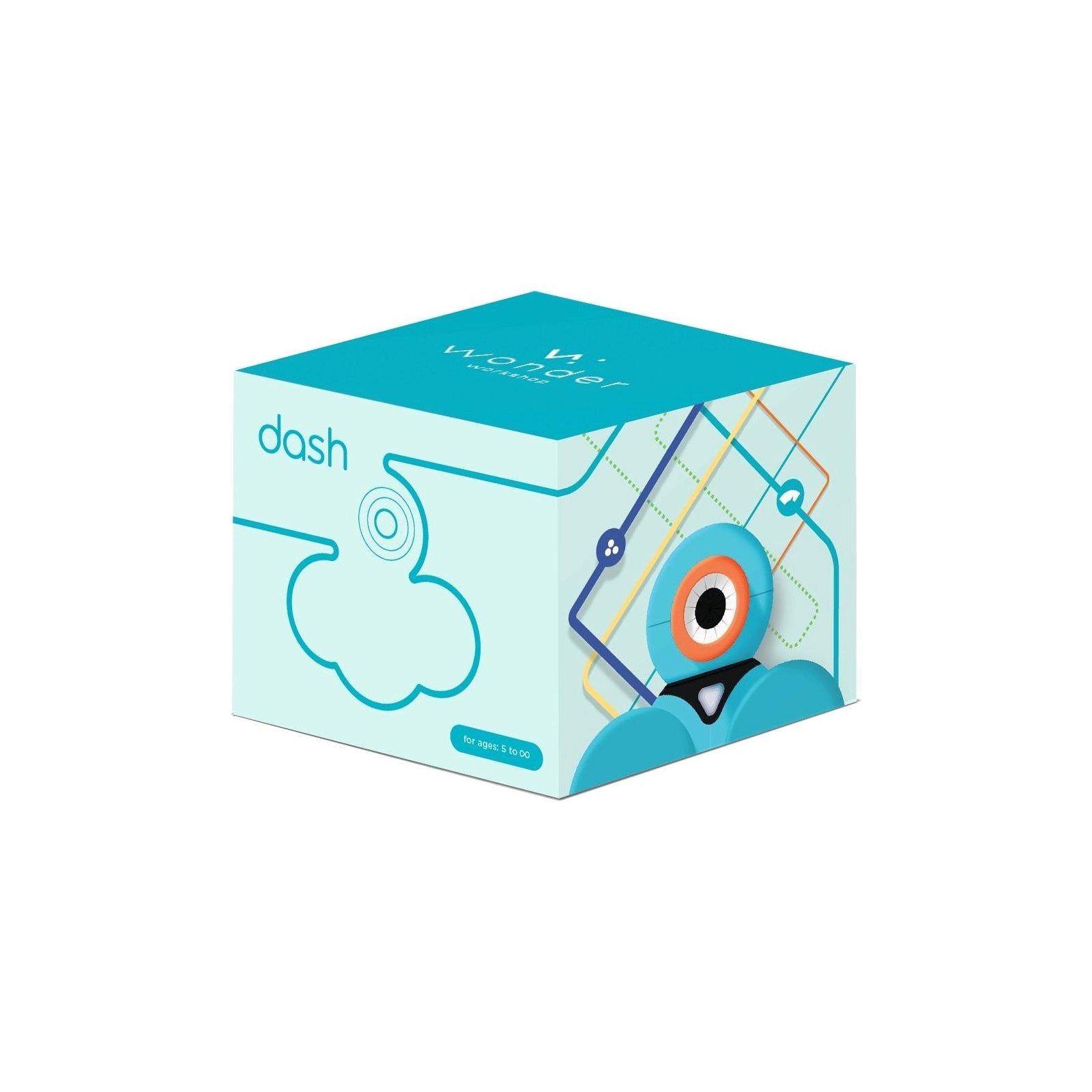Робот Wonder Workshop Dash (1-DA01-05) изображение 9