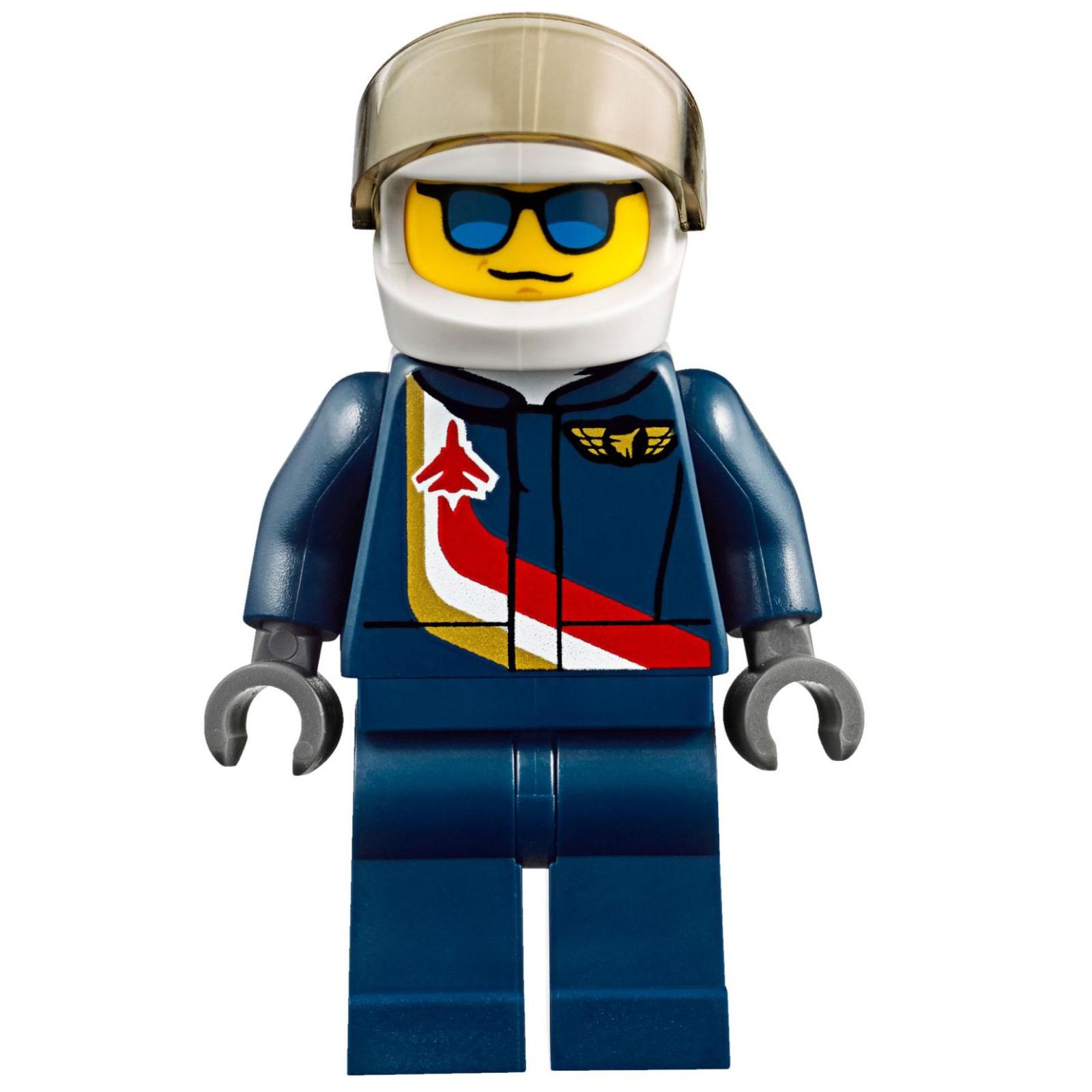 Конструктор LEGO City Airport Самолет на аэрошоу (60177) изображение 5