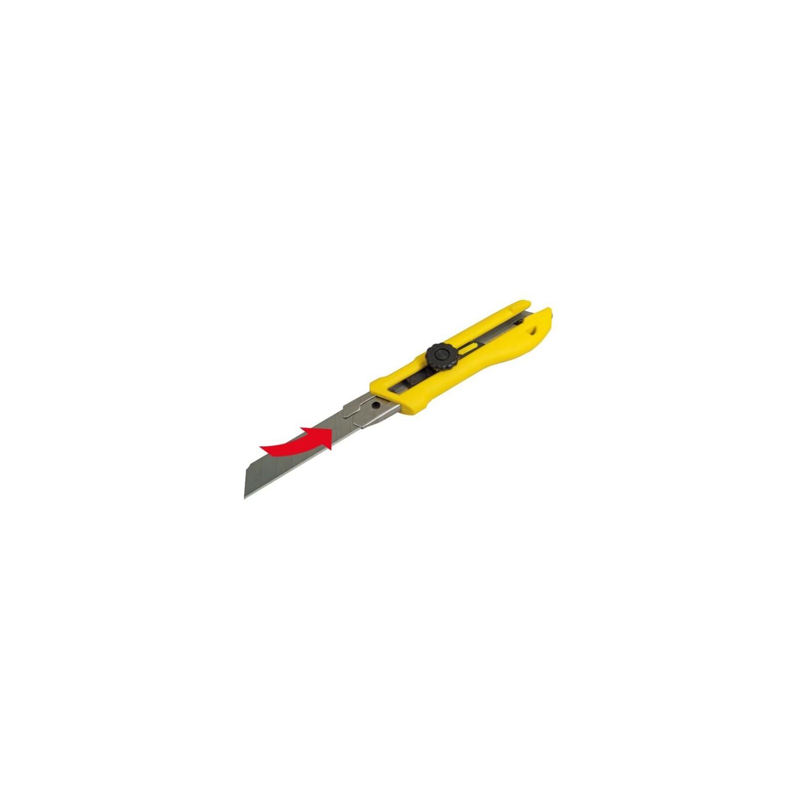 """Нож монтажный Stanley """"Instant Change"""" выдвиж. лезвие шириной 25мм, L=160мм. (STHT0-10187) изображение 5"""