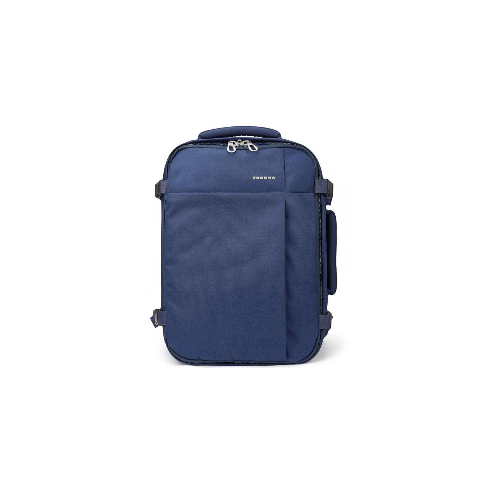 "Рюкзак для ноутбука Tucano 15.6"" TUGO' M CABIN blue (BKTUG-M-B) изображение 2"