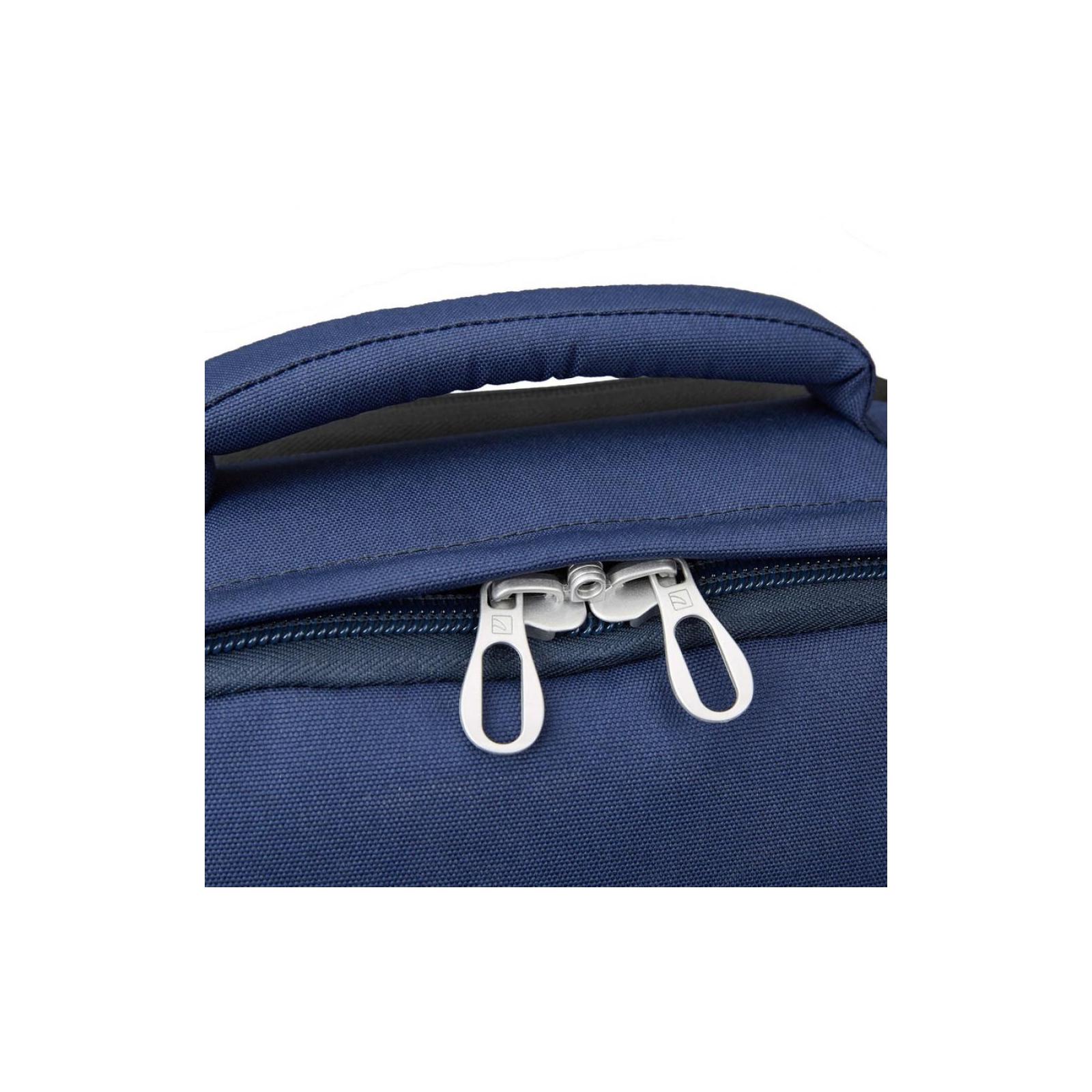 "Рюкзак для ноутбука Tucano 15.6"" TUGO' M CABIN blue (BKTUG-M-B) изображение 6"