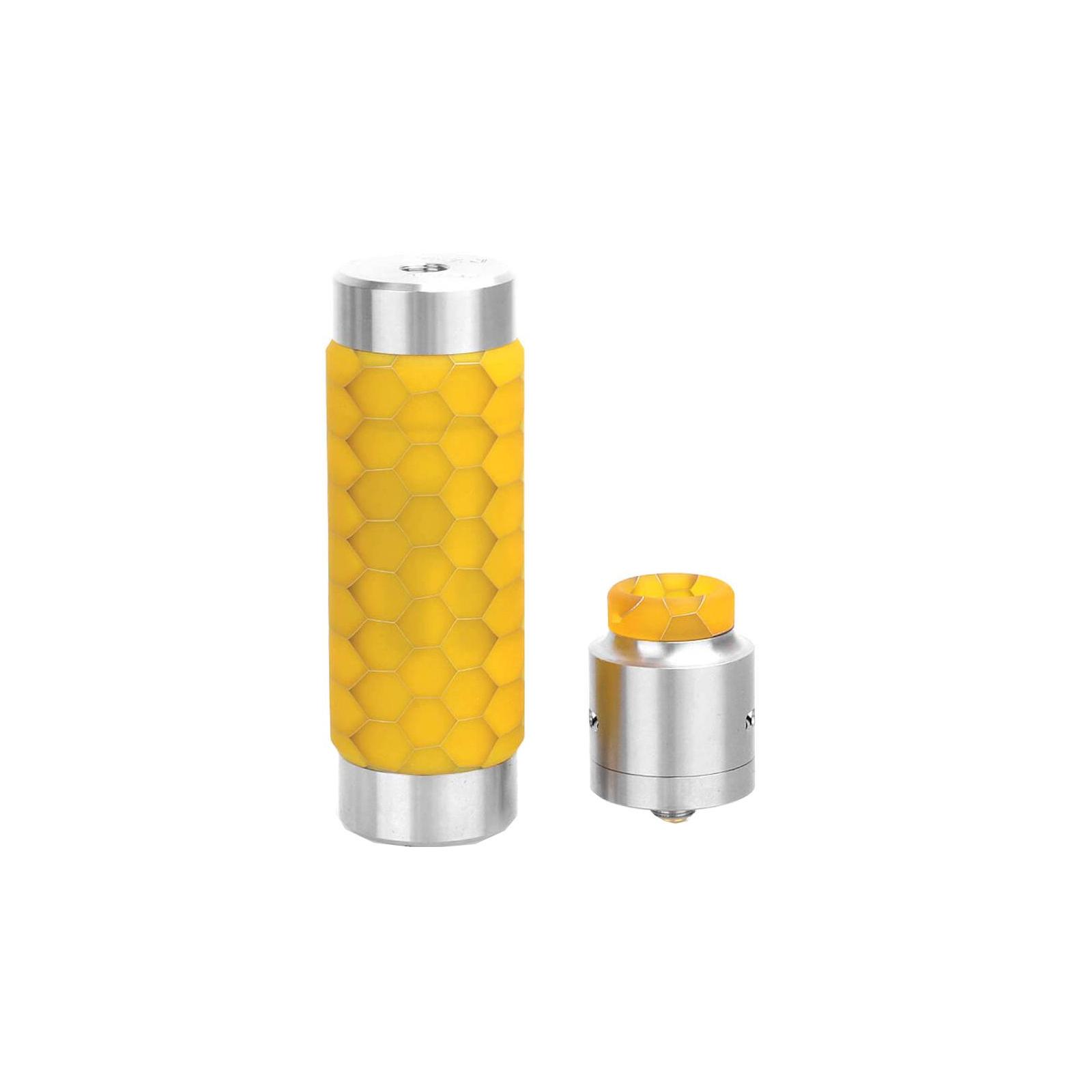 Стартовый набор Wismec Machina RDA Kit Honeycomb Resin (WSMCHY) изображение 2
