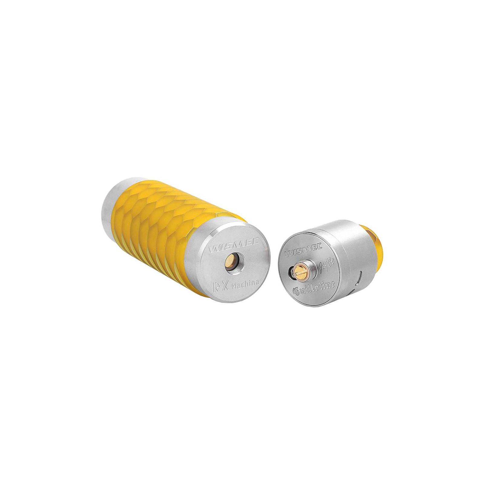 Стартовый набор Wismec Machina RDA Kit Honeycomb Resin (WSMCHY) изображение 3