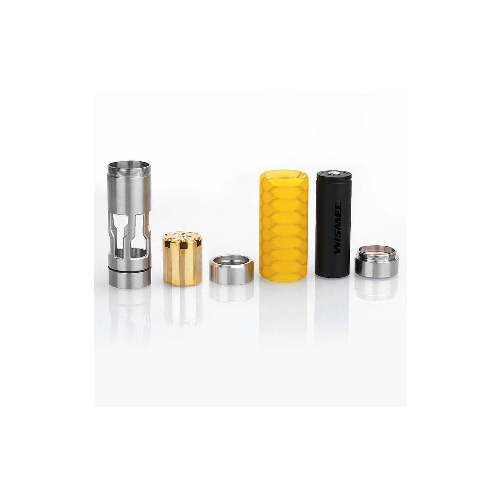 Стартовый набор Wismec Machina RDA Kit Honeycomb Resin (WSMCHY) изображение 5