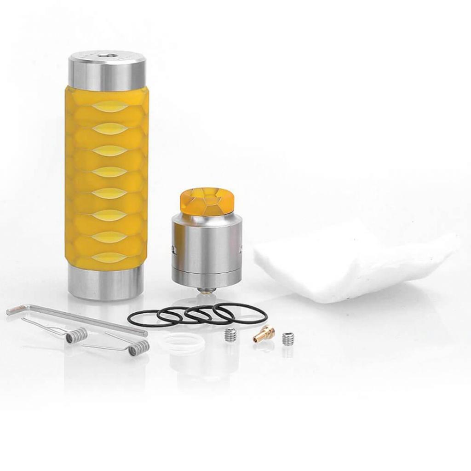 Стартовый набор Wismec Machina RDA Kit Honeycomb Resin (WSMCHY) изображение 6