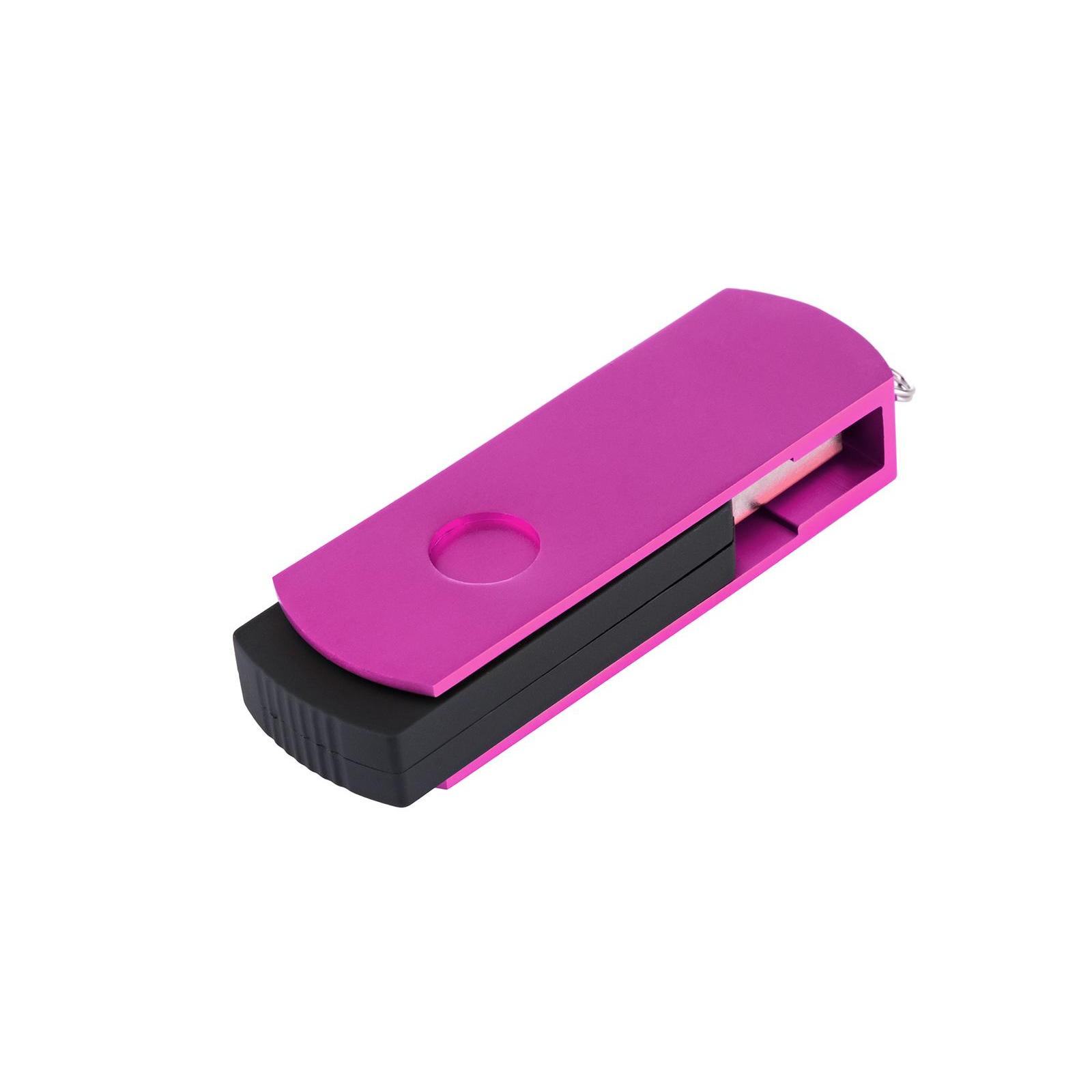 USB флеш накопитель eXceleram 16GB P2 Series Purple/Black USB 3.1 Gen 1 (EXP2U3PUB16) изображение 6