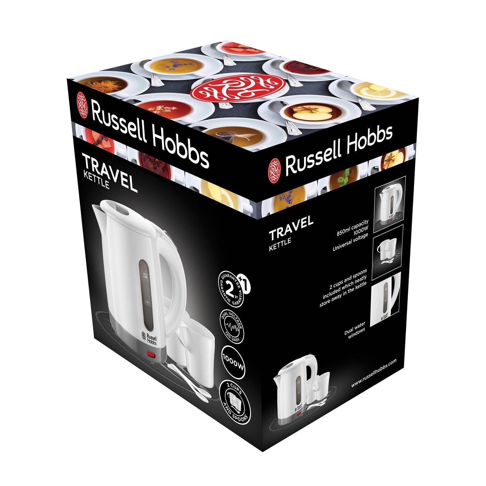 Электрочайник Russell Hobbs Travel (23840-70) изображение 6