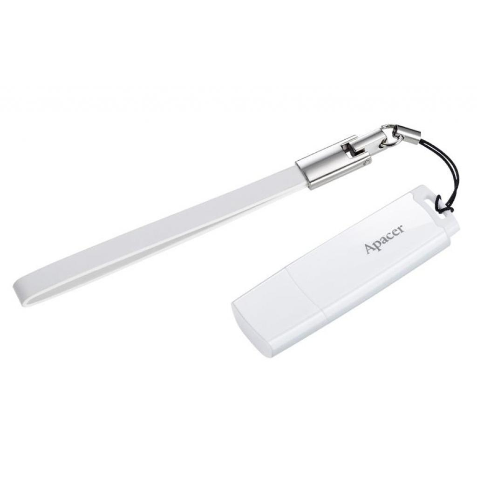 USB флеш накопитель Apacer 16GB AH336 White USB 2.0 (AP16GAH336W-1) изображение 3