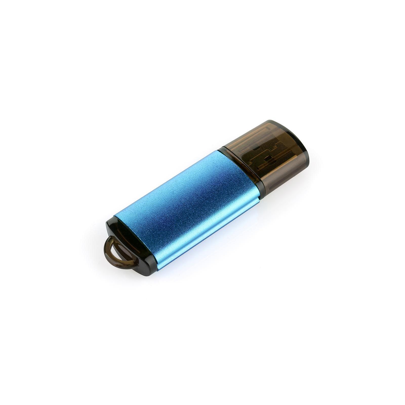 USB флеш накопитель eXceleram 128GB A3 Series Green USB 3.1 Gen 1 (EXA3U3GR128) изображение 2
