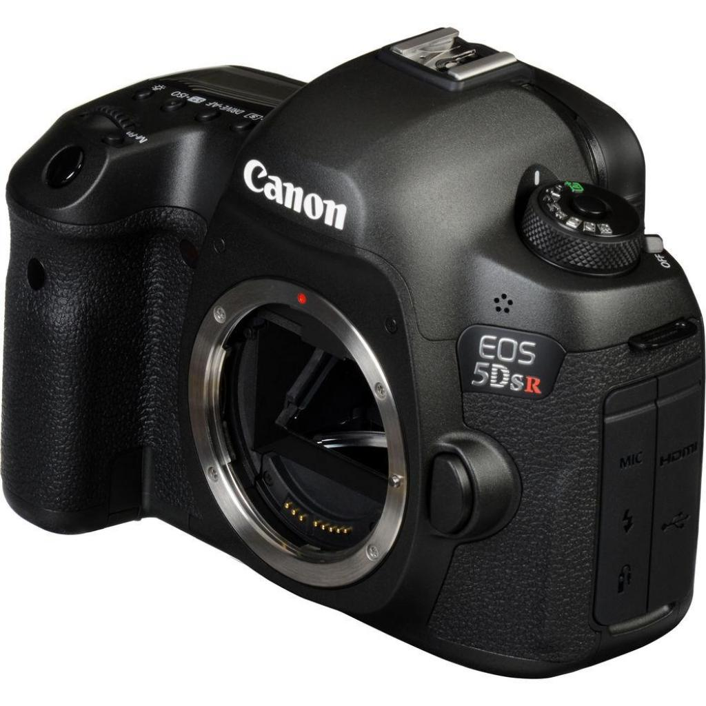 Цифровой фотоаппарат Canon EOS 5DS R Body (0582C009) изображение 10