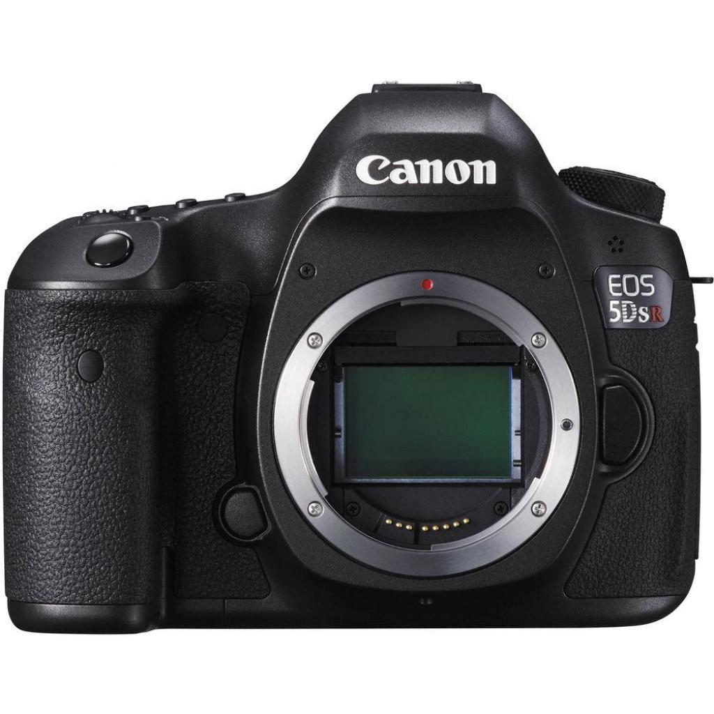 Цифровой фотоаппарат Canon EOS 5DS R Body (0582C009) изображение 2