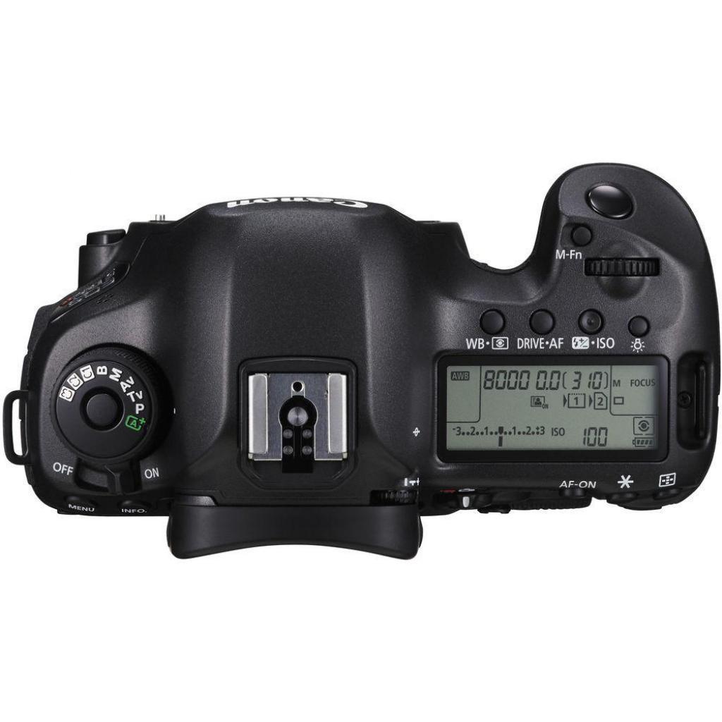 Цифровой фотоаппарат Canon EOS 5DS R Body (0582C009) изображение 4