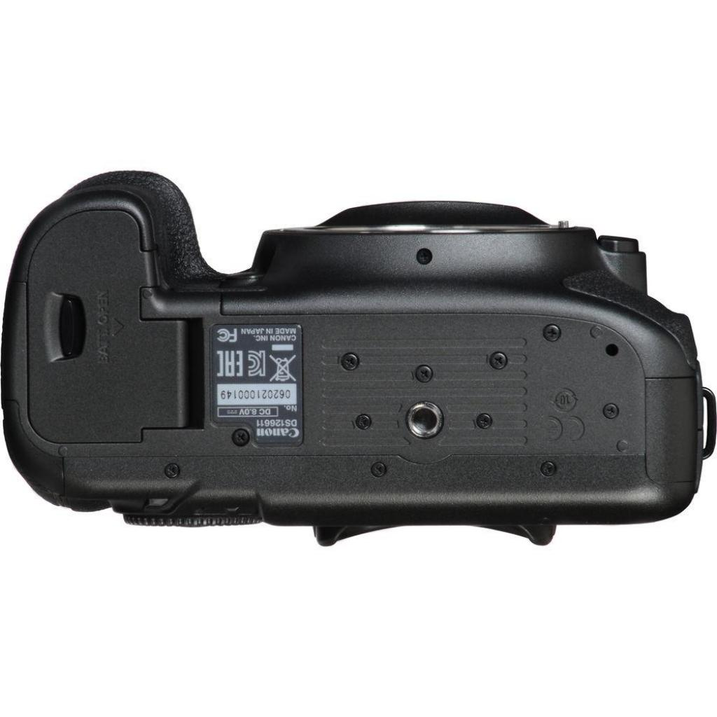 Цифровой фотоаппарат Canon EOS 5DS R Body (0582C009) изображение 5