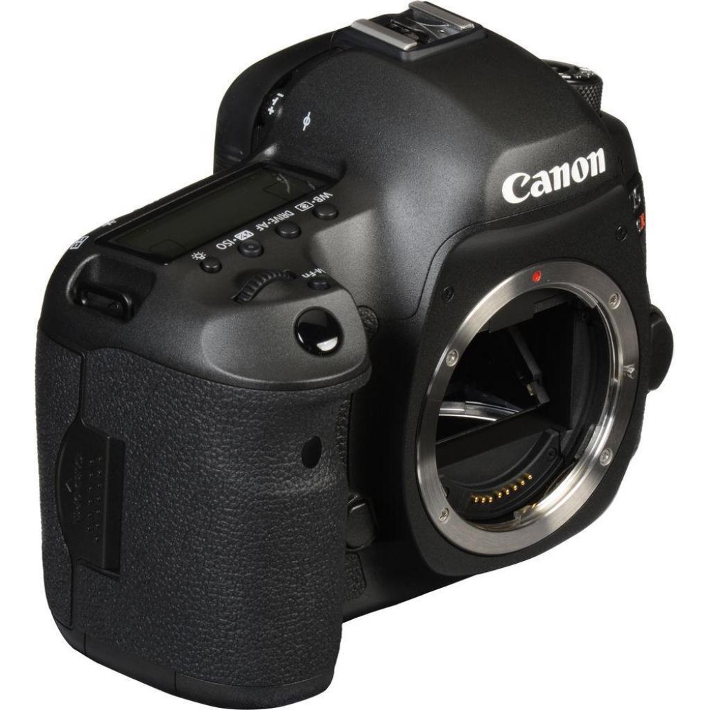 Цифровой фотоаппарат Canon EOS 5DS R Body (0582C009) изображение 9